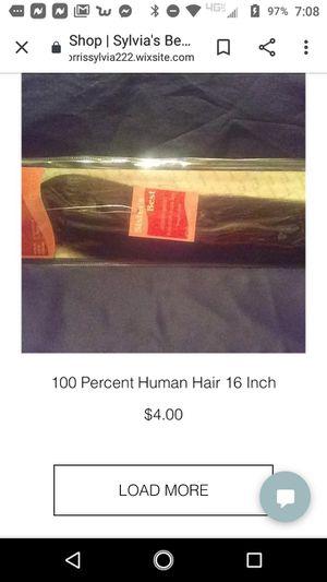 Human braid hair for Sale in Ruston, LA