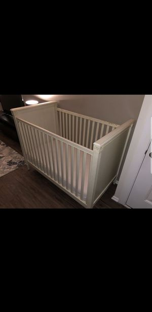Panel crib with mattress for Sale in Westminster, CA