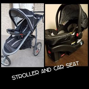 GRACO Stroller and Car Seat for Sale in Arvada, CO