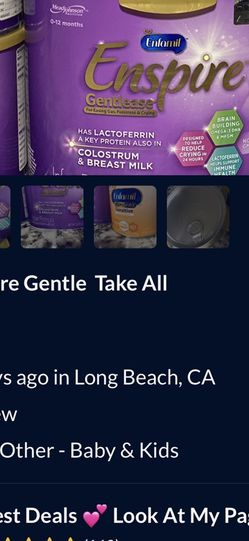 Baby Formula All Sealed Brand New See My Previous Post for Sale in Long Beach,  CA