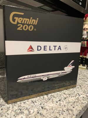 RARE Gemini Jets 1:200 Delta MD-11 Widget Livery for Sale in Davie, FL