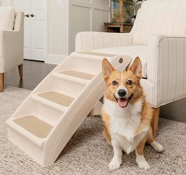 New-PetSafe CozyUp Folding Pet Steps, Foldable Steps for Dogs and Cats, Best for Small to Large Pets for Sale in Chula Vista,  CA