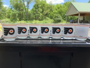 90s Flyers tumbler glasses for Sale in Royersford, PA