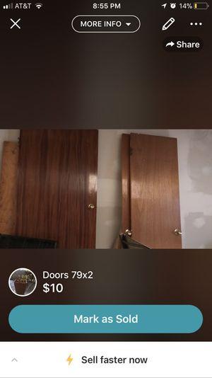 Door 79x2 for Sale in Pittsburgh, PA