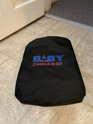 New with tags - Change N Go - portable changing table for Sale in Carnegie, PA