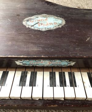 Vintage Child's Toy Piano - Made in Japan for Sale in Villa Park, CA