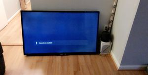 250 obo / must sell moving / 55 inch tv for Sale in Baltimore, MD