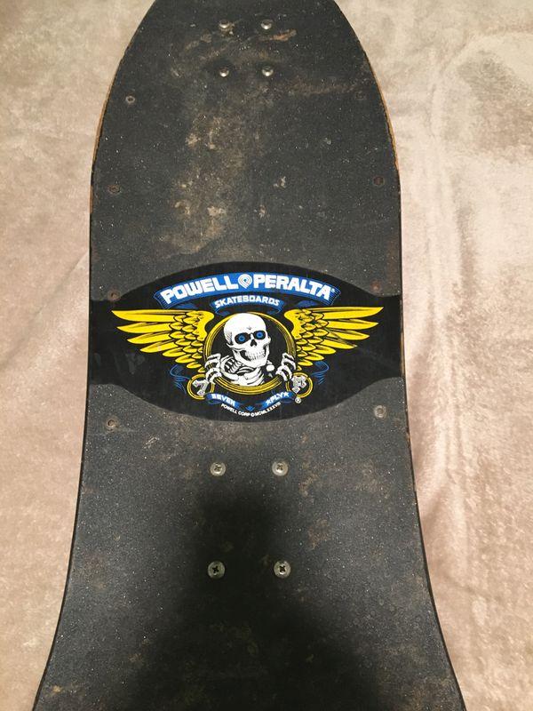 Vintage tony hawk board