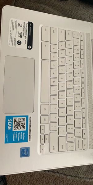 """HP Chromebook 14"""" with touchscreen for Sale in Greenwood, IN"""