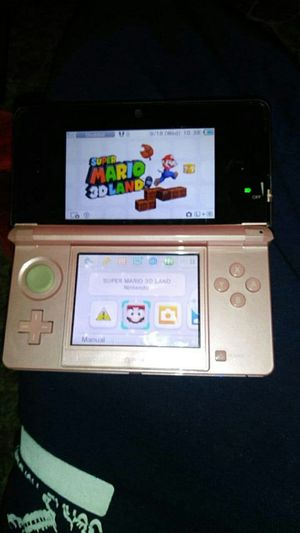 3ds Nintendo. 2 games for Sale in Oroville, CA