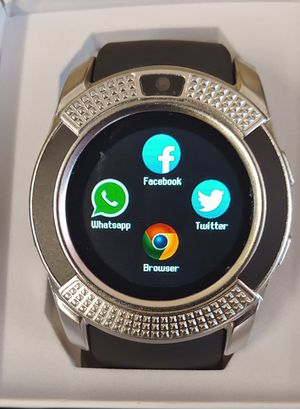 V Series Bluetooth Smart Watch for Sale in Oklahoma City, OK
