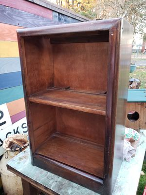 Small shelf solid wood for Sale in Beaverton, OR