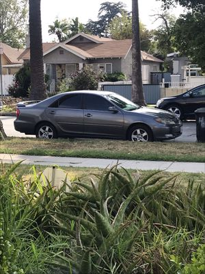 2003 Toyota Camry for Sale in Baldwin Hills, CA
