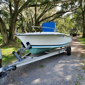 1985 welcraft fisherman 180 for Sale in Lithia, FL