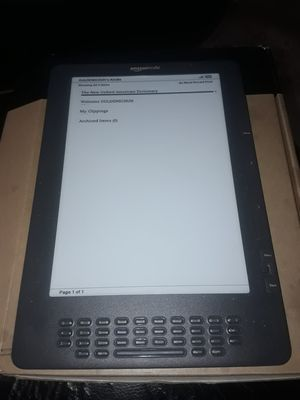 Amazon kindle Dx for Sale in Pine Hills, FL