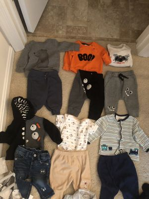 Baby Boy Clothes 0-6 months Lot for Sale in Washington, DC