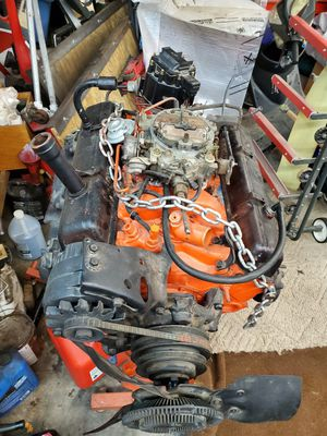 Mid 1980s 350 all new gaskets 4 bolt main already do install for Sale in Fridley, MN
