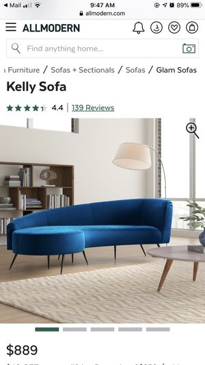 Kelly sofa for Sale in Pittsburgh, PA