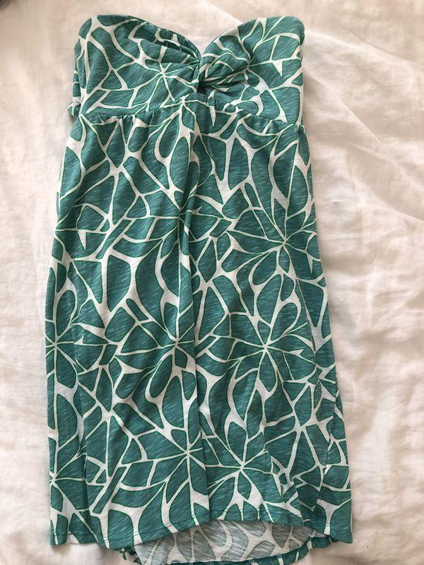 Roxy women's strapless summer dress (medium)