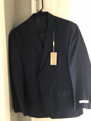 Michael Kors Navy Suit - New with Tags for Sale in Lancaster, CA