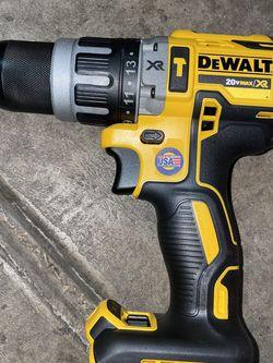 dewalt 20v 2 speed hammer drill brand new TOOL ONLY sin pilas ni cargador $65 FIRM for Sale in Las Vegas,  NV