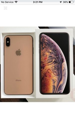 iPhone XS Max 256gb for Sale in Wetumpka, AL