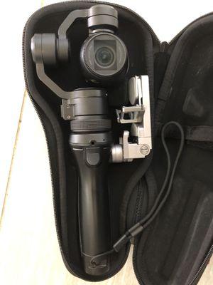 Dji Osmo 4K gimbal/camera for Sale in San Diego, CA