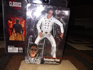 BUBBA HO-TEP = SEBASTIAN HAFF ,, AWESOME MOVIE ! NOW OWN THIS BRAND NEW SEALED ACTION FIGURE ,, CLASSIC AND A COLLECTION,, ASKING $40.00 for Sale in Phoenix, AZ