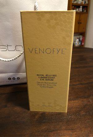 Venofye Royal jelly bee luminescent Eye serum for Sale in Oklahoma City, OK