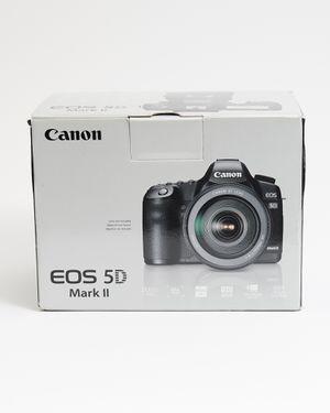 Canon EOS 5D Mark II 21.1MP Digital SLR Camera for Sale in Brooklyn, NY