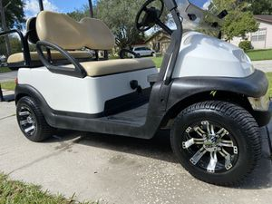Golf cart Club Car Precedent with NEW crown batteries for Sale in Lakeland, FL
