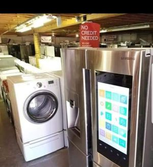 WOW!!NO MONEY NO CREDIT IS OK, TAKE THE APPLIANCES HOME TODAY 90 DAY TO PAY SAME AS CASH. 21639 PACIFIC HWY S DES MOINES WA-- 98198🌻 for Sale in Seattle, WA
