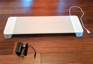 iHome Monitor Stand with 4 USB Ports New Inbox for Sale in Hermitage, TN