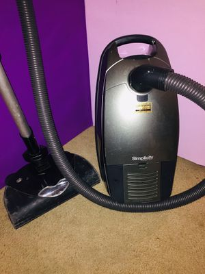 Riccar Canister Vacuum Cleaner for Sale in Tacoma, WA
