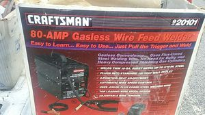 Craftsman wire welder for Sale in Sleepy Hollow, NY
