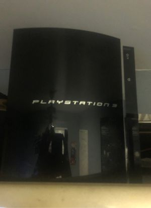 PS3 serial #Cecha01 trade for ? for Sale in Riverside, CA