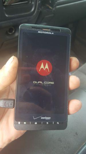 Motorola droid x2 for Sale in Westbrook, ME