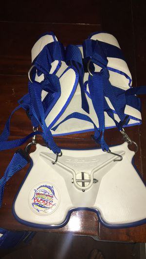 Braid Fishing belt and harness for Sale in Upland, CA