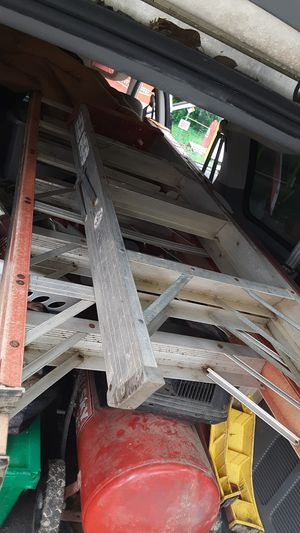 2 ladders for Sale in Temple, GA