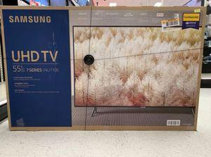 "Samsung 55"" 7 series 4k UltraHD Smart HDR LED Tv for Sale in Garden Grove, CA"