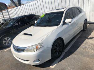 Subaru Impreza GT 2009 for Sale in Houston, TX