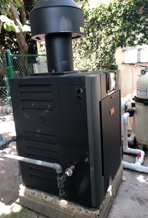 Raypack Gas Pool Heater for Sale in West Palm Beach, FL
