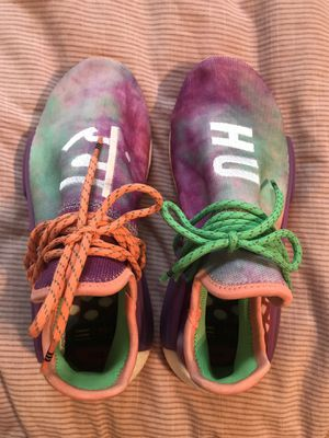Adidas x Pharrell Williams HU HOLI NMD shoes for Sale in Austin, TX