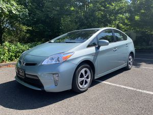 2015 Toyota Prius, Low Miles! for Sale in Portland, OR
