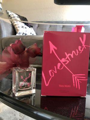 Vera Wang Lovestruck perfume 1 oz for Sale in Phoenix, AZ