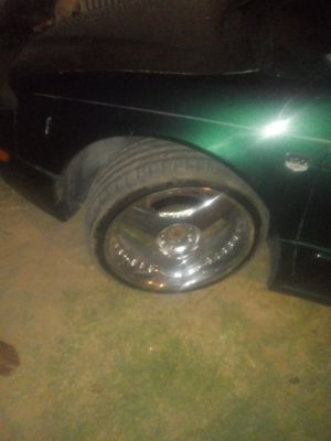 20 inch real blades without locks for Sale in Poteet, TX