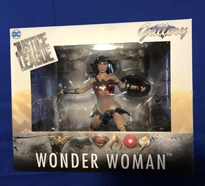 Wonder Woman action figure collectible for Sale in Kirkland, WA
