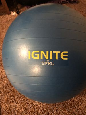 Ignite spri exercise ball for Sale in Medford, OR
