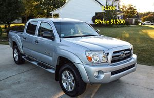 Toyota Tacoma! $$REDUCED$$ =PRICE= (1200$$ OBO)=2005 for Sale in Bakersfield, CA