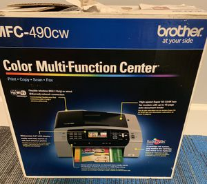 Brother Wireless printer for Sale in Upper Marlboro, MD